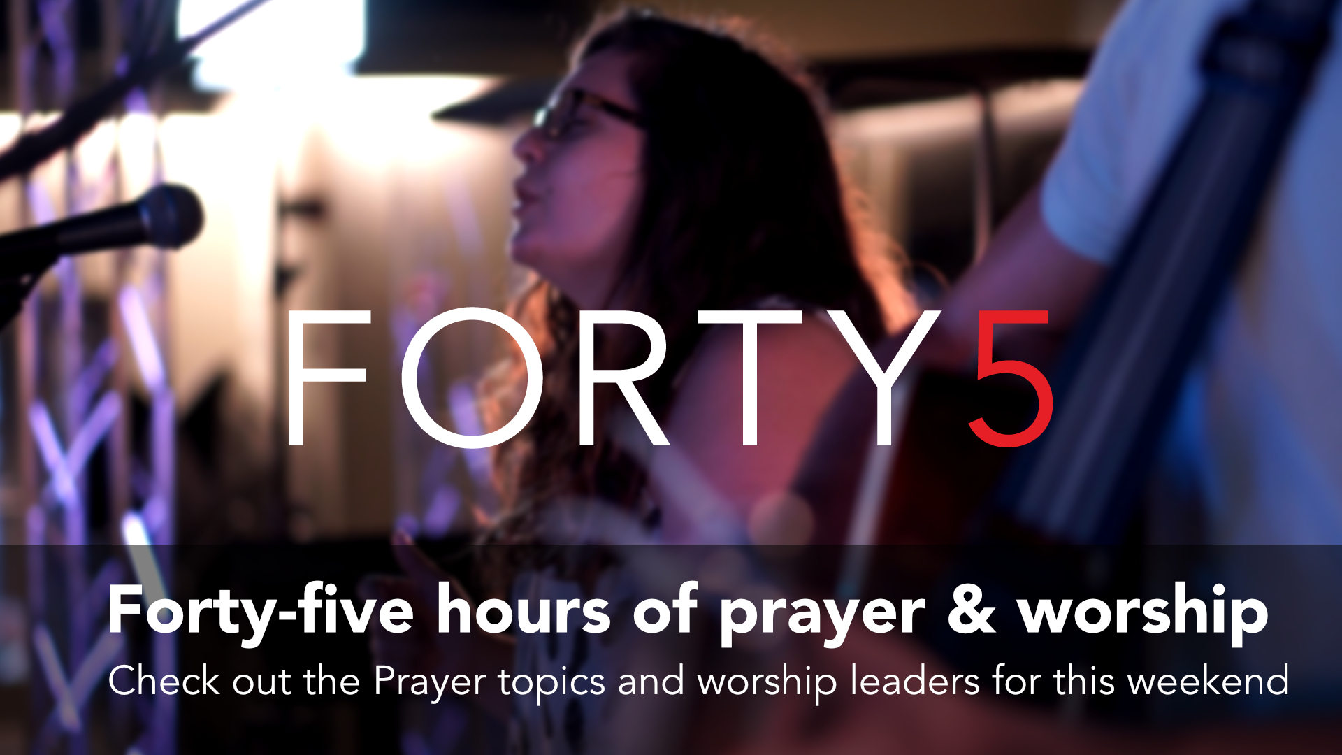 Click to check out the FORTY5.