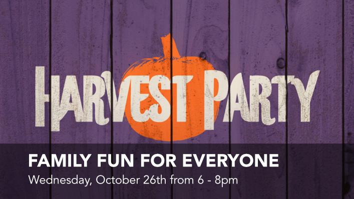 Click to check the Harvest Party