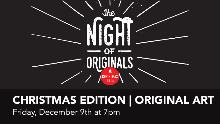 Click to check out the Night of Originals.