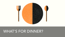 Click here to see the menu for this weeks Wednesday night dinner at Hope Church.