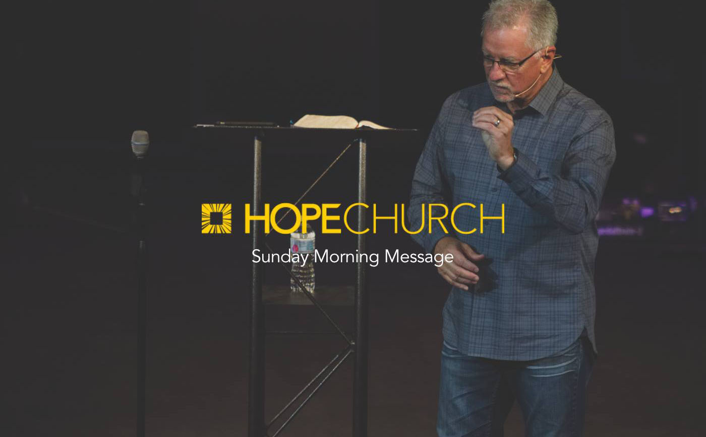 Hope Church Pastor Gary1
